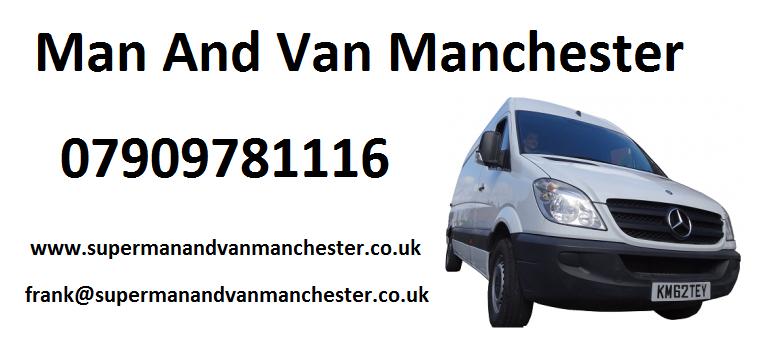 man and van manchester new van